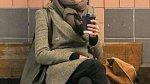 Christy Turlington umí splynout s davem.