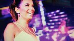 Eva Longoria ve svůj svatební den.