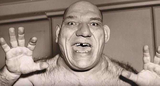 Maurice Tillet - Tento francouzský anděl, jak si nechal říkat, byl hvězdou wrestlingu ve 30. a 40. letech minulého století.