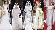 Nevěsty s modrou krví: Přesně takhle jste chtěly jako děti vypadat!