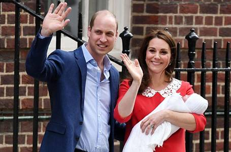 Tajemství vévodkyně Kate: Jak to udělala, že už pár hodin po porodu vypadala, že nikdy nerodila
