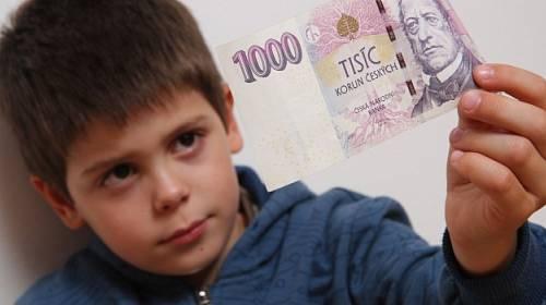 Jak naučit dítě hospodařit s penězi?