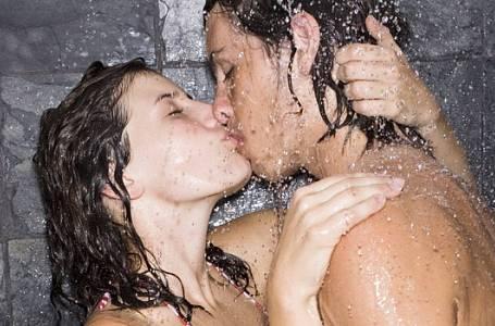 Šest tipů na sex ve sprše