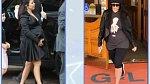Kourtney Kardashian měsíc po porodu třetího dítěte