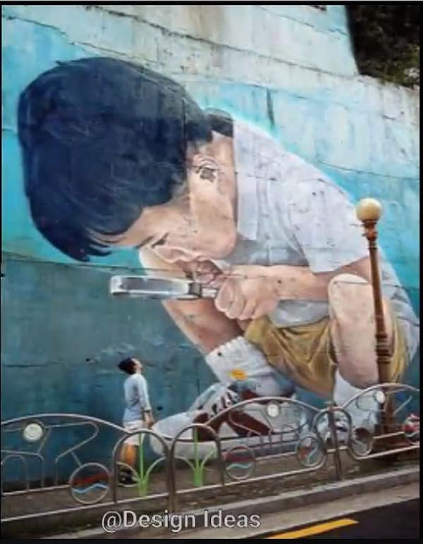 Nejkrásnější kousky street artu!