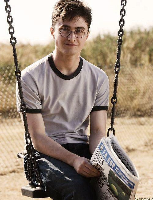 Harry Potter a Fénixův řád - Daniel Radcliffe coby Harry Potter