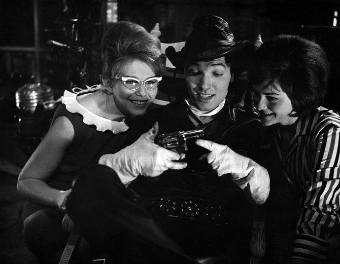 Karel Gott nebyl jen brilantní zpěvák, ale i dobrý herec.