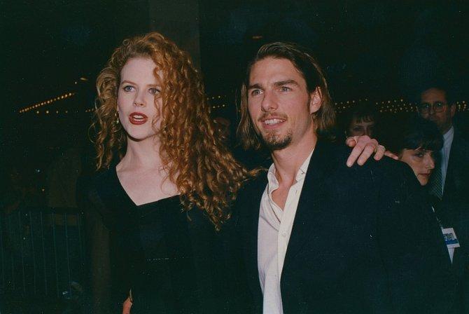 Nicole Kidman s Tomem Cruisem