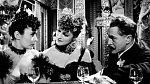 Svatopluk Beneš, Hana Vítová a Gustav Nezval ve filmu Noční motýl