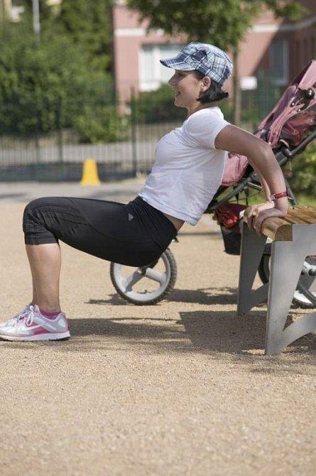 Jak cvičit s malými dětmi