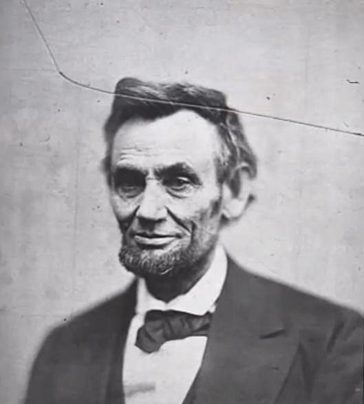 Abraham Lincoln (+ 15. dubna 1865)