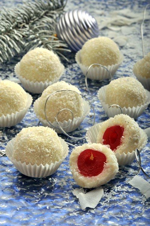 Nepečené rychlé cukroví – Ať mají Vánoce správný koule!