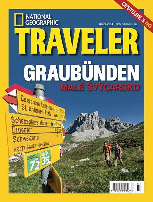 Vychází speciál časopisu National Geographic TRAVELER