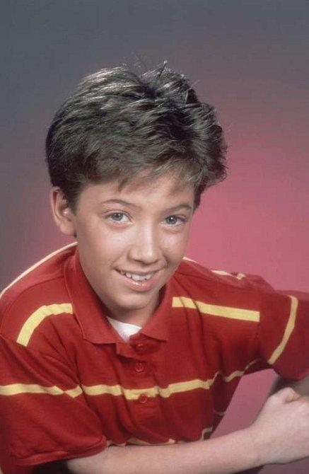 David Faustino je známý jako herec jedné role, ale v dětství šel z filmu do filmu.