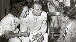 Josef Goebbels, Gustav Froehlich a Lída Baarová
