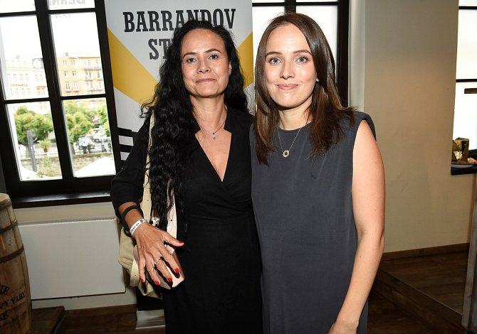Tereza Ramba vzala maminku na filmový festival do Karlových Varů.