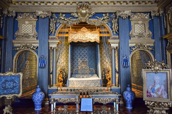 Královský palác Drottningholm