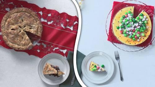 Americké vánoční dezerty