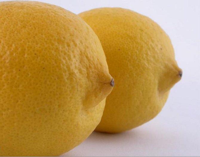 Optické iluze - jenom citróny