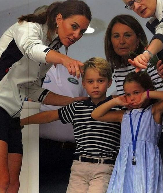 Carole Middleton navštěvuje s královskou rodinou spoustu akcí.