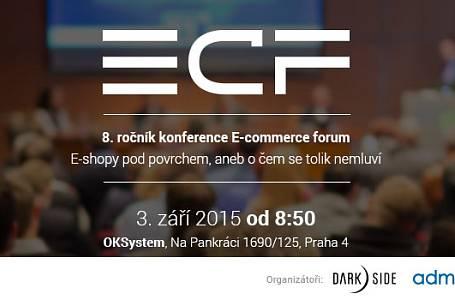 Nahlédněte pod pokličku úspěšných eshopů. Konference Ecommerceforum se blíží!