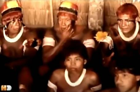 amazonští indiáni
