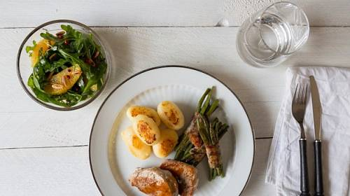 Jídlo a voda: Umíte je správně kombinovat?
