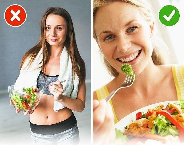 Cvičení na lačno versus s plným žaludkem - Ani jedno není dobré. Cvičte tak hodinu a půl po jídle, to nebudete ještě hladoví, ale také ne plní.