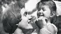 Eduard Izotov s dcerou Veronikou