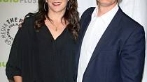 Lauren Graham s manželem