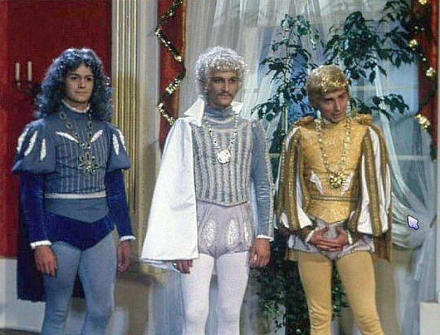 Zpohádky Princ a Večernice