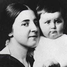 Světlana se svou matkou Naděždou