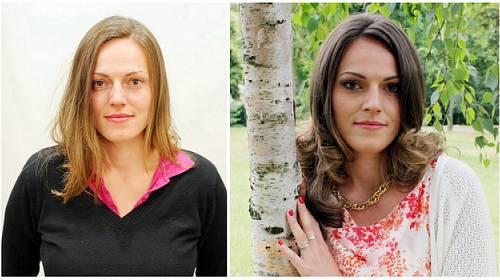 """Proměny: Gábina (26): """"K fotbalu make-up nepatří"""""""