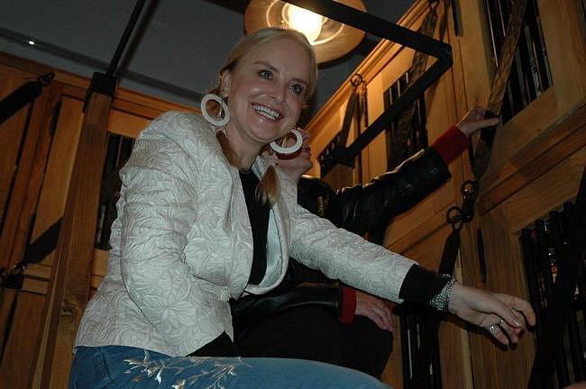 Miriam Vránová - česká herečka (sestra Gabriely Vránové)