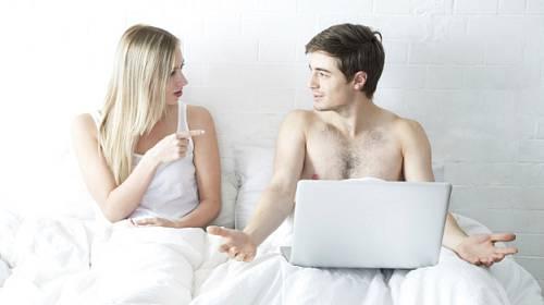 """Příběh Veroniky: """"Přítel je závislý na pornu."""""""