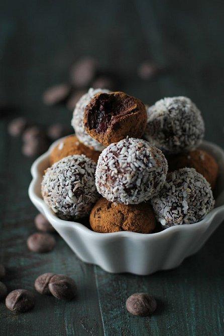 Kakaové kuličky