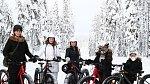 Finská samota se stala pro rodinu skvělým domovem.