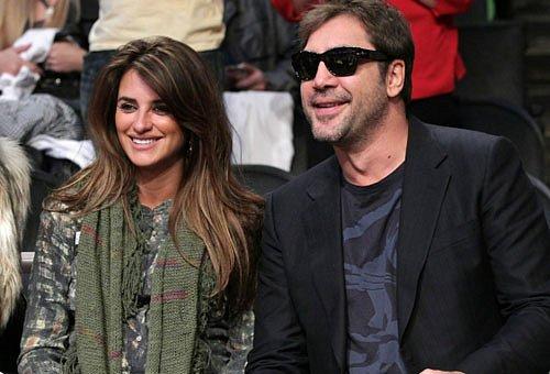 Penélope Cruz a Javierem Bardem