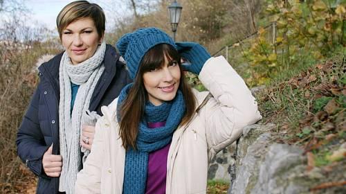 Móda: Podzimní procházka Zn. hlavně v teple