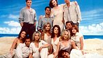 Melrose Place - rok 1992 - Daphne Zuniga, Courtney Thorne-Smith, Heather Locklear, Andrew Shue, Kristin Davis, Doug Savant, Thomas Calabro, Marcia Cross, Jack Wagner, Grant Show, Laura Leighton a Patrick Muldoon