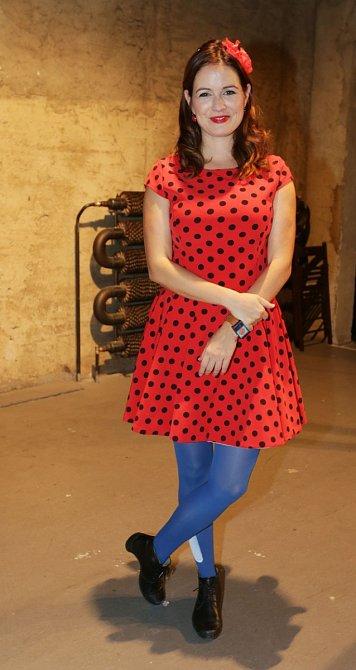 Zuzana Norisová má ráda veselou módu i ve skutečnosti.