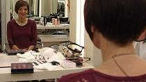 Proměny SEXY 40: - Milada (48) - Dáma s kouzlem herečky