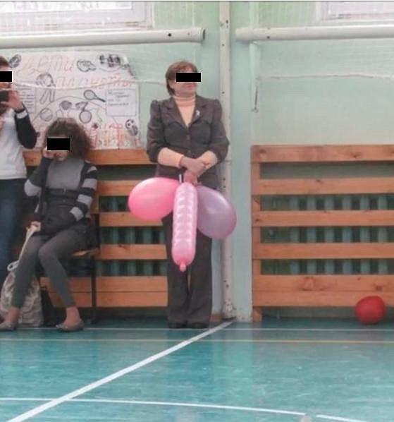 A další vtipné balónky.