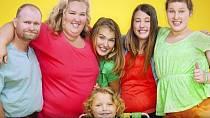"""Do této ženštiny by nikdo neřekl, že se dokáže """"kousnout"""" a zhubne více než polovinu své původní váhy"""