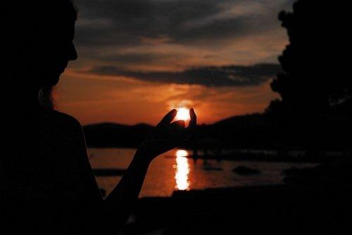 Slunce na dosah ruky