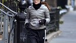 Julianne Moore se udržuje v dobré kondici během. Mohli jsme se o tom přesvědčit v létě, když navštívila Karlovy Vary.