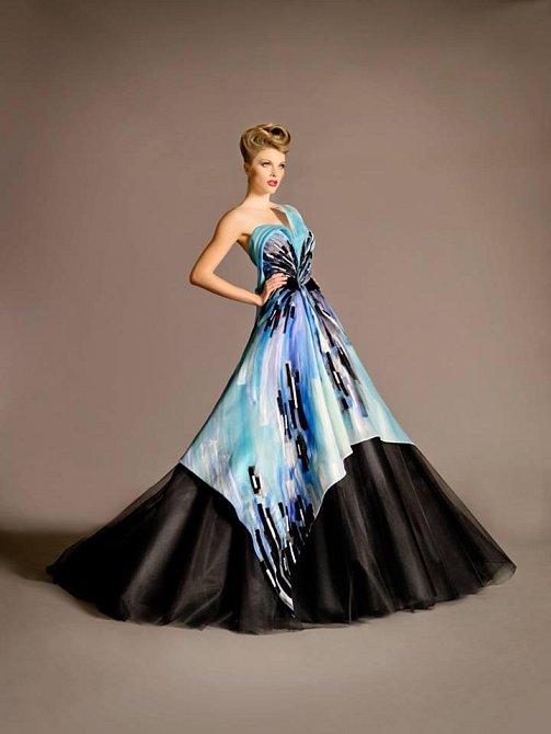 Blanka Matragi: V jakých šatech chodí princezny. Pokochejte se naší galerií