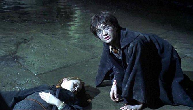 Harry Potter a Tajemná komnata - Daniel Radcliffe coby Harry Potter