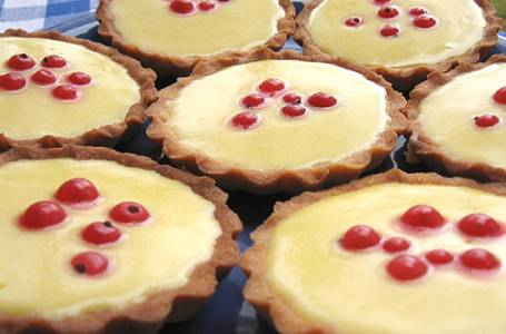 Povidloň nebo Tartaletky s lemon curd musíte vyzkoušet!