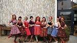 Česká skupinka pin-up girls, která dělá pin-up přehlídky s příběhem.